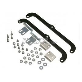 Kit adaptador para soporte lateral quick-lock maletas de aluminio hepc