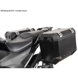 Sistema de maletas trax® evo negro. 45/45 l. honda nc 700 x / s (11-)