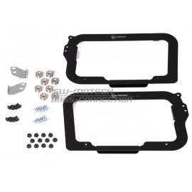 Kit adaptador para maleta lateral trax ® negro. para hepco & becker or