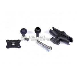 Kit de fijación m6 universal soporte m6. soporte/bola/brazo ram univer