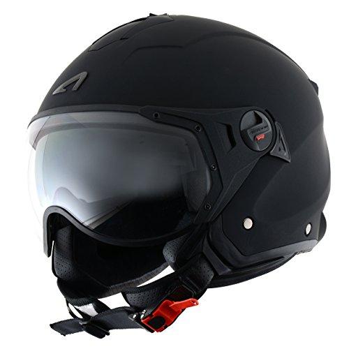 Astone Helmets Jet Sport Mini Matt Black