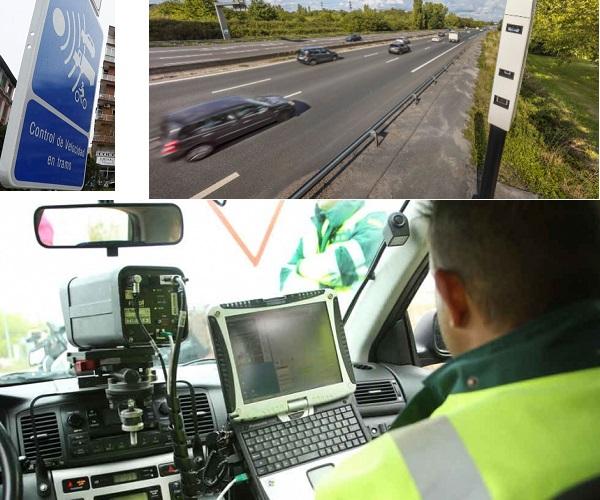 como funcionan los radares de carreterad