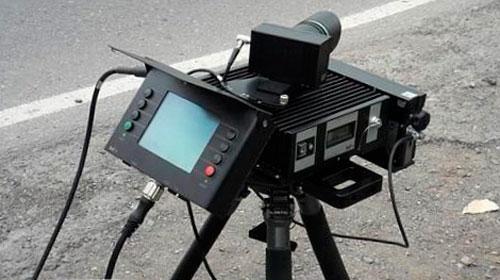 Funcionamiento del radar de tráfico