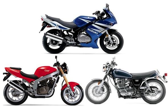 Comprar mi primera moto