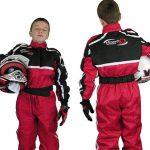 Mono de Carreras Karting para Niños 1 Pieza Qtech