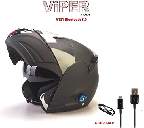 Viper Casco V131 Plus Bluetooth