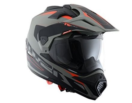 Casco de Motocross Tourer Adventure