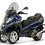 Motos de tres ruedas – Modelos, Ventajas y Desventajas