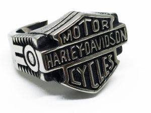 anillo harley davidson motor cycles