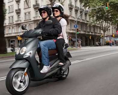 moto en madrid