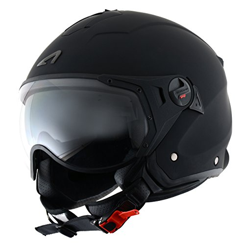 Astone Helmets Jet Sport Mini Matt Black