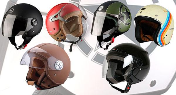mejores cascos jet para moto