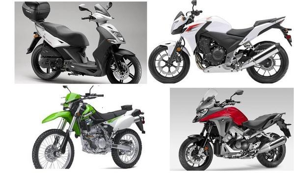 Cómo elegir la primera moto para empezar a montar