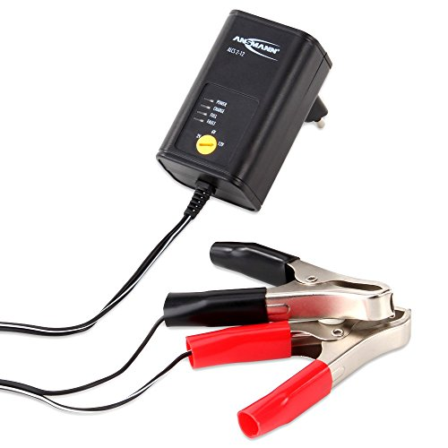 Cargador Ansmann baterías de plomo 12V 6V 2V