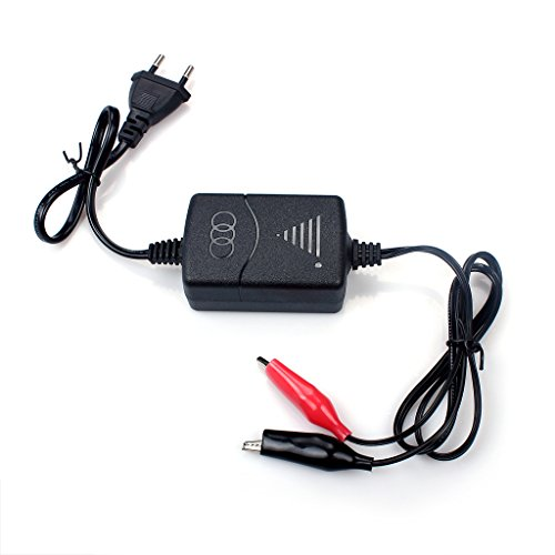 Cargador de batería Moto Tender ATV 12V inteligente y compacto