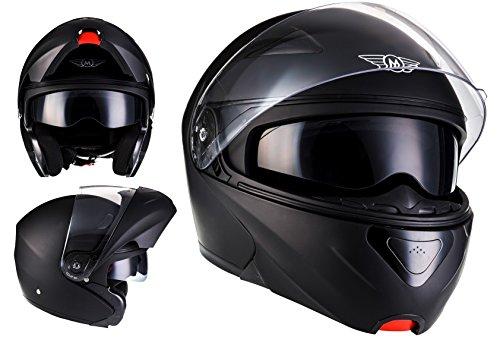 MOTO F19 Matt Black Sport Urbano