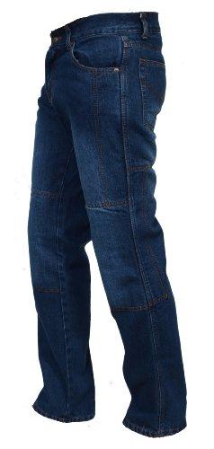 Pantalón de estilo jean para Hombre Juicy Trendz Protección Aramida