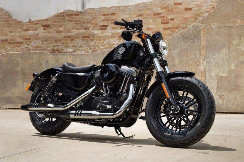 carretera moto harley davidson