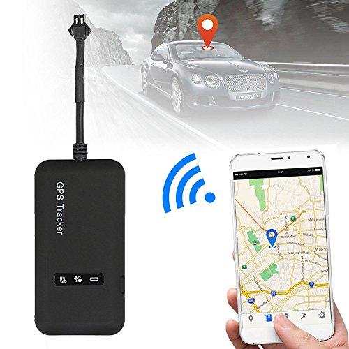 Localizador en tiempo real GPS Mini GT02