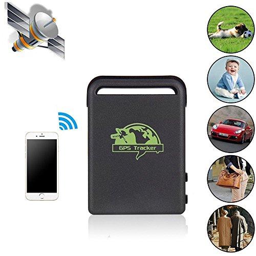Tracker cuatro bandas GPS / GSM / GPRS TK102B