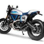 Pasión por las motos Café Racer