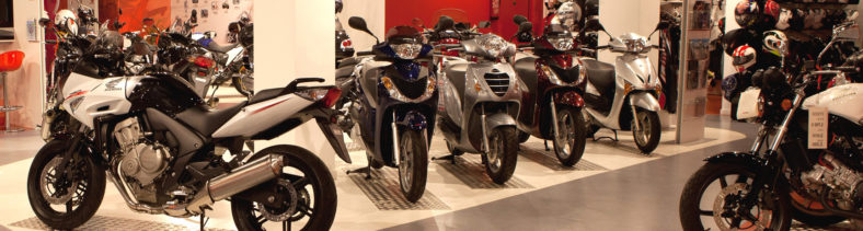 Venta motos prestamos
